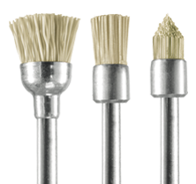Polierbürste, SiC-Brush